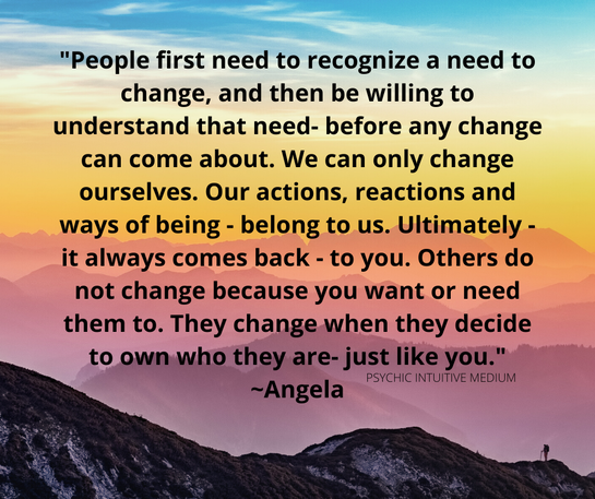 Angela Psychic Intuitive Medium Quote